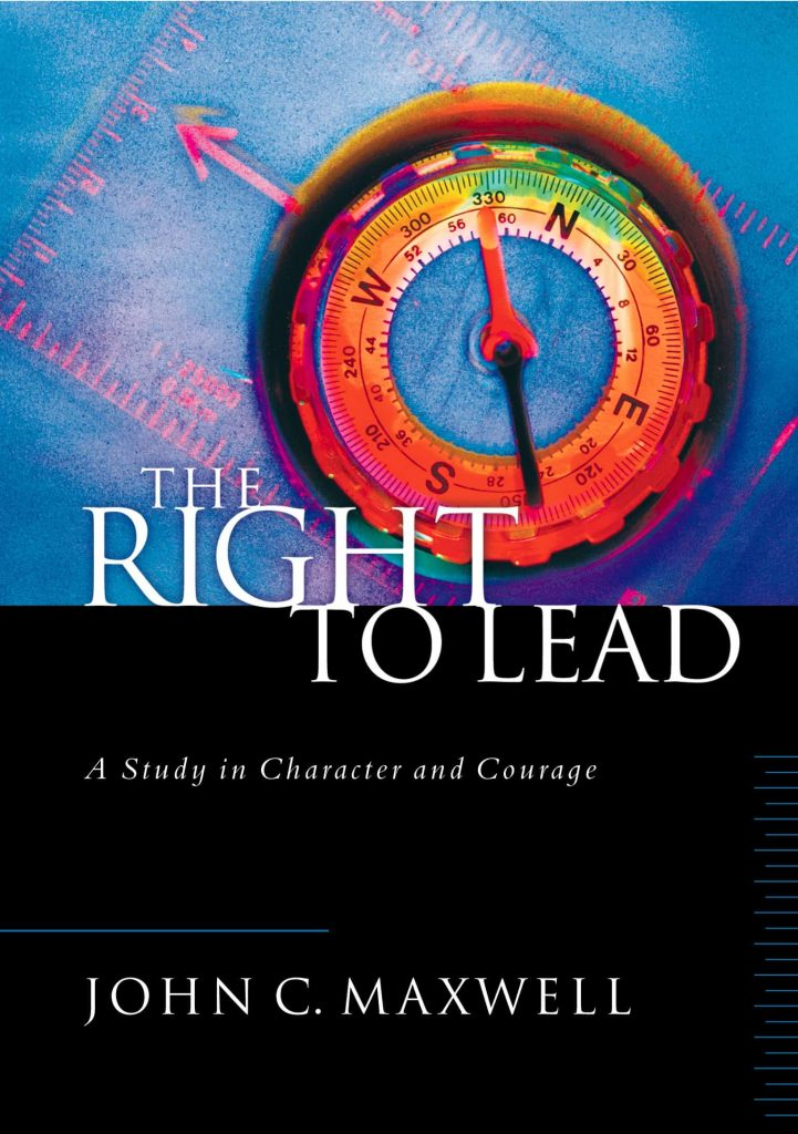 01 The Right to Lead