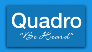 Quadro online content management for churches by ums digital podcast and website with social media promotions