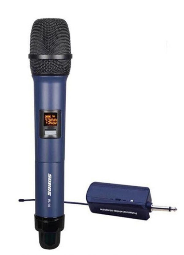 Guangle 4 - 14 Cordless 2 Microphone