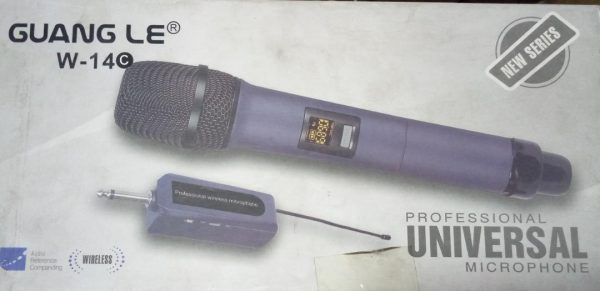 Guangle 4 - 14 Cordless 5 Microphone
